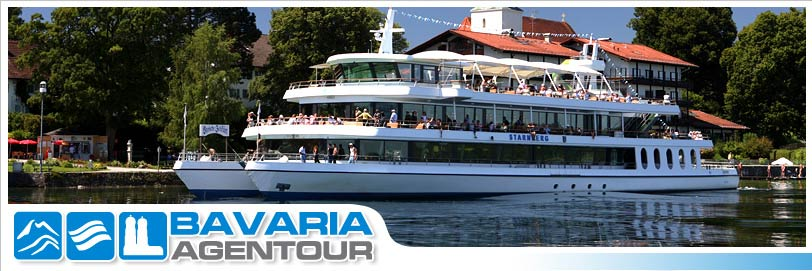 All expense tour - Bavaria Lake-Land-Tour - Starnberg - Neuschwanstein | Empress Elisabeth Sissi